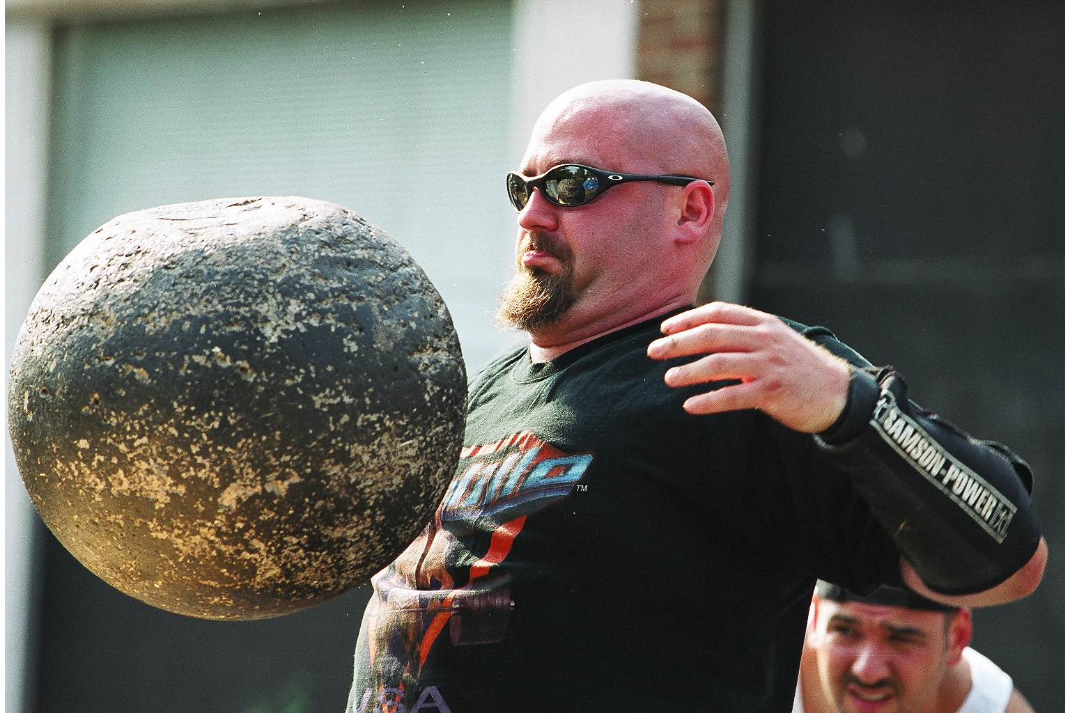 Learn to lift Atlas Stones at Boston's only fully equipped Strongman gym,learn how to do strongman, atlas stones, strongman saturday