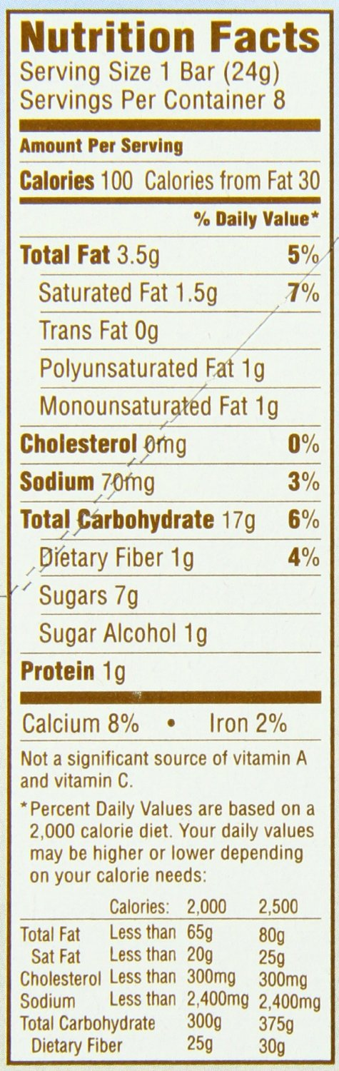 Total Performance Sports | The Spin on Carbs: Think You ... Quaker Granola Bars Nutrition Facts