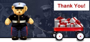 Help TPS with our Toys for Tots drive and make a kid smile on Christmas.