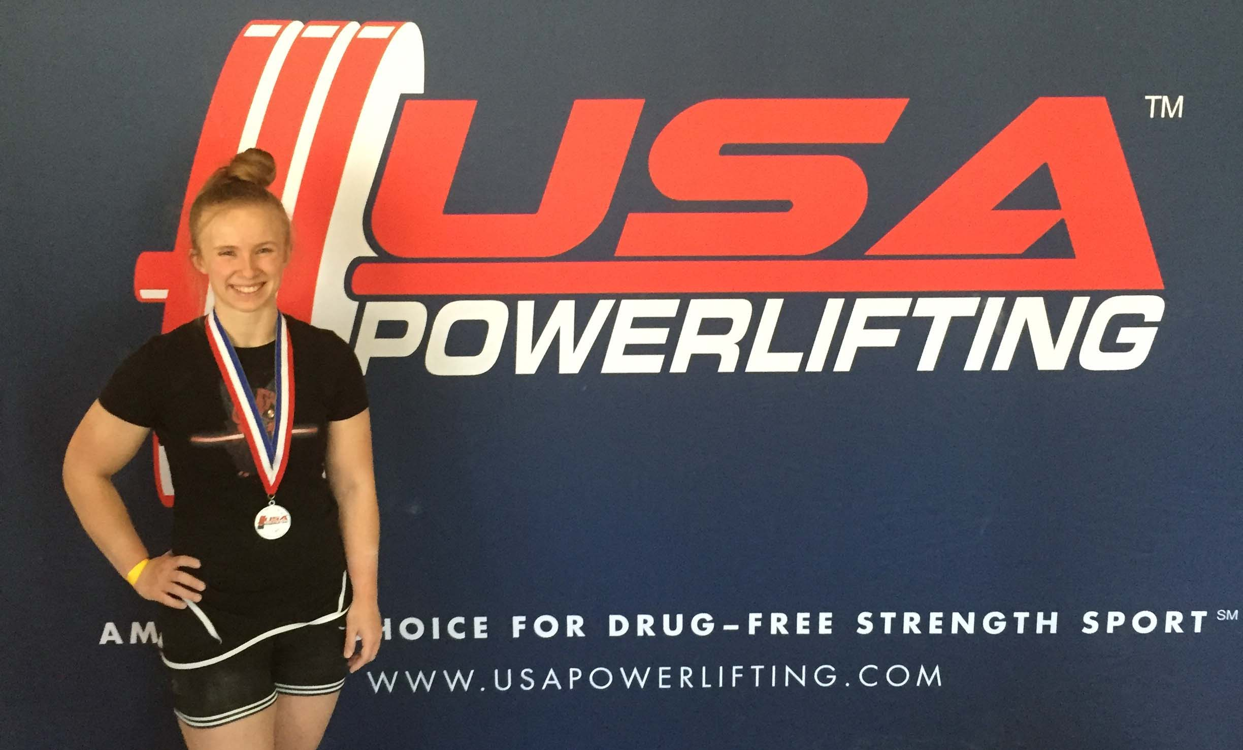 Alyssa Frey USAPL, USAPL, Powerlifting, Arnold Classic, Member Minutes, Alyssa Frey, Lodrina Cherne