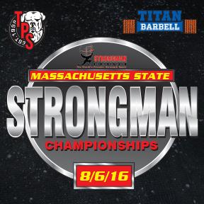 TPS-Titan Barbell 2016 Strongman Contest
