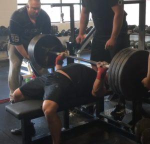 TeamTPS, Zach DiCostanzo, Carlos Moran, Powerlifting
