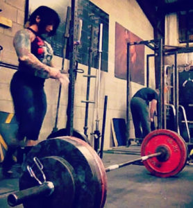 steph-deadlift, The Kraken Files: Ravings and Rantings from Stephanie Tomlinson