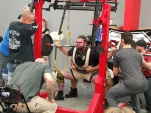 MAtt Buckingham ,SPF,Squat