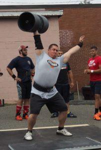 Circus Dumbell Strongman TPS