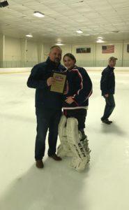 Alyssa Hills Hockey