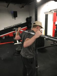 Why Your Lats Are Hurting Your Squat