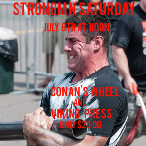 Strongman Saturday