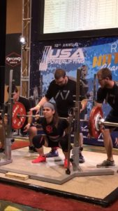 shannon chipman raw nationals bench