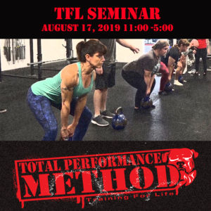 Total Performance Sports | Seminars